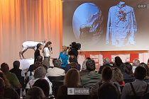 Buchpräsentation im ORF Landesstudio Salzburg