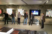 Buchpräsentation und Ausstellungseröffnung in Genf