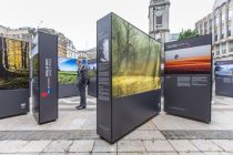 "Fotoausstellung ""Fields of Battle - Lands of Peace"" in London"