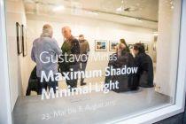 "Eröffnung ""Maximum Shadow Minimal Light"""