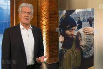 Noël Quidu UND GOTT SCHUF DEN KRIEG bei Kulturzeit auf 3sat