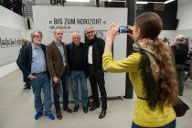"""Fotoausstellung und Buchpräsentation """"Bis zum Horizont"""" in Hannover"""