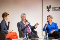 Europäisches Forum Alpbach: Buchpräsentation mit Margit und Heinz Fischer