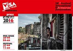 "Visa pour L'Image: Ausstellung und Buchpräsentation ""Copacabana Palace"""