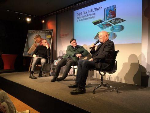 Buchpräsentation in Berlin