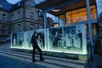 Ausstellungseröffnung WEIT WEG VON BRÜSSEL in Frankfurt am Main