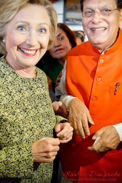 """2016 Humanitarian Award of the New York Global Leaders Dialogue"" für Dr. Bindeshwar Pathak"