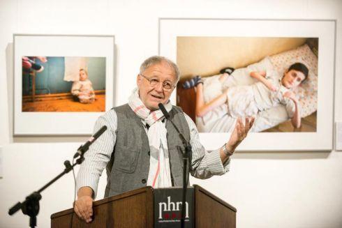 Ausstellungseröffnung und Buchpräsentation im NHM Wien