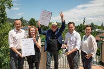 PREISREGEN: Festival La Gacilly-Baden Photo beim Goldenen Hahn 2020/21 ausgezeichnet.